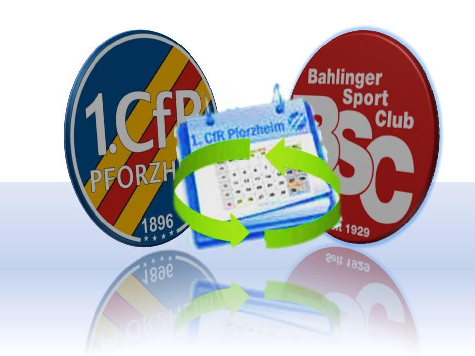 Spielverlegung 1. CfR – Bahlinger SC