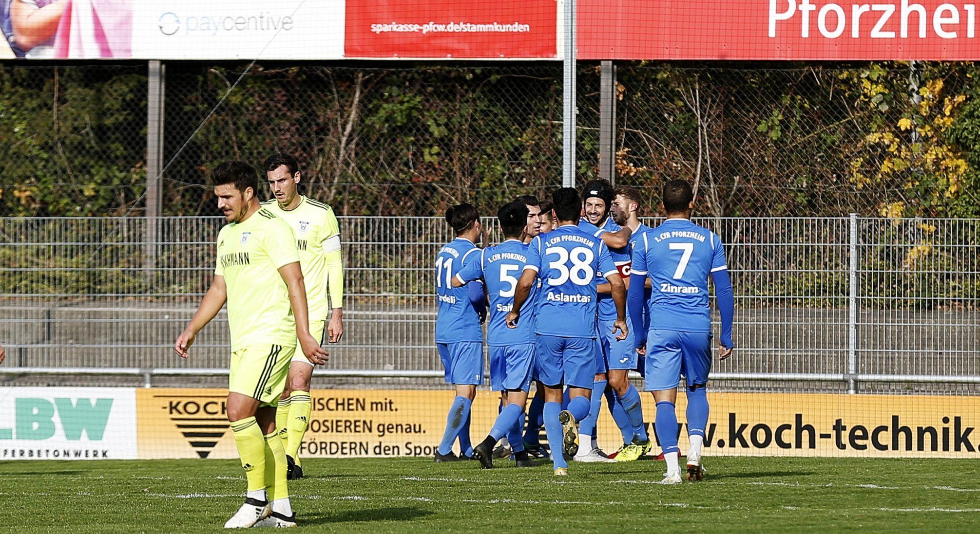 Erste Mannschaft schlägt Ravensburg mit 1:0