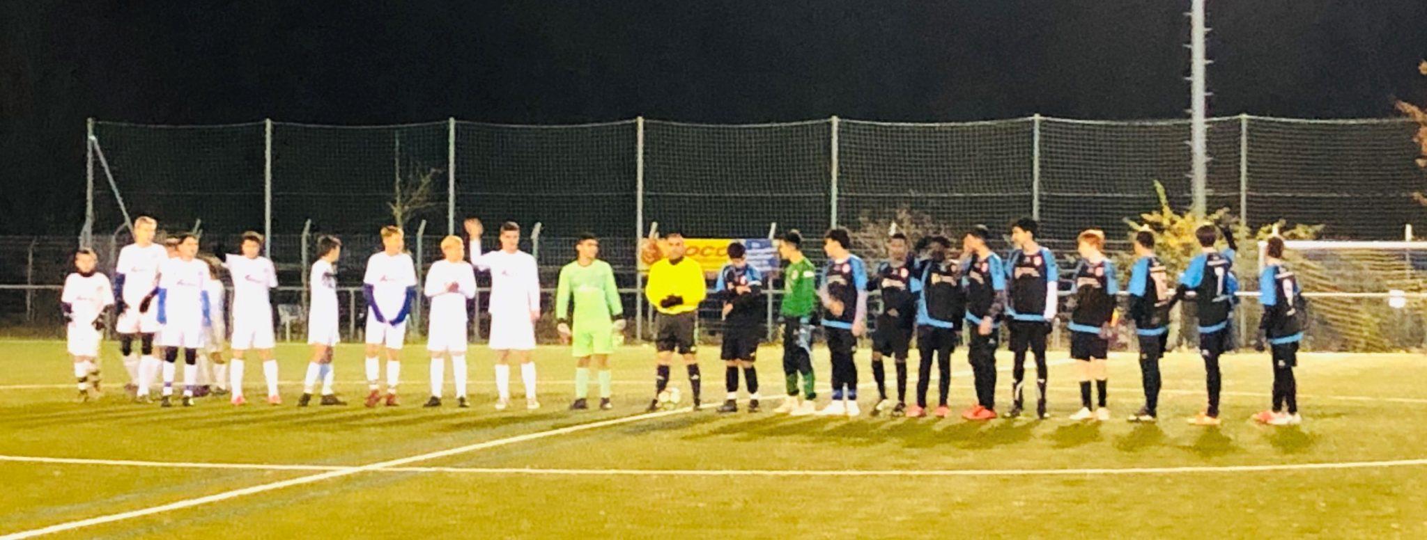 C2-Junioren erreichen Pokalfinale