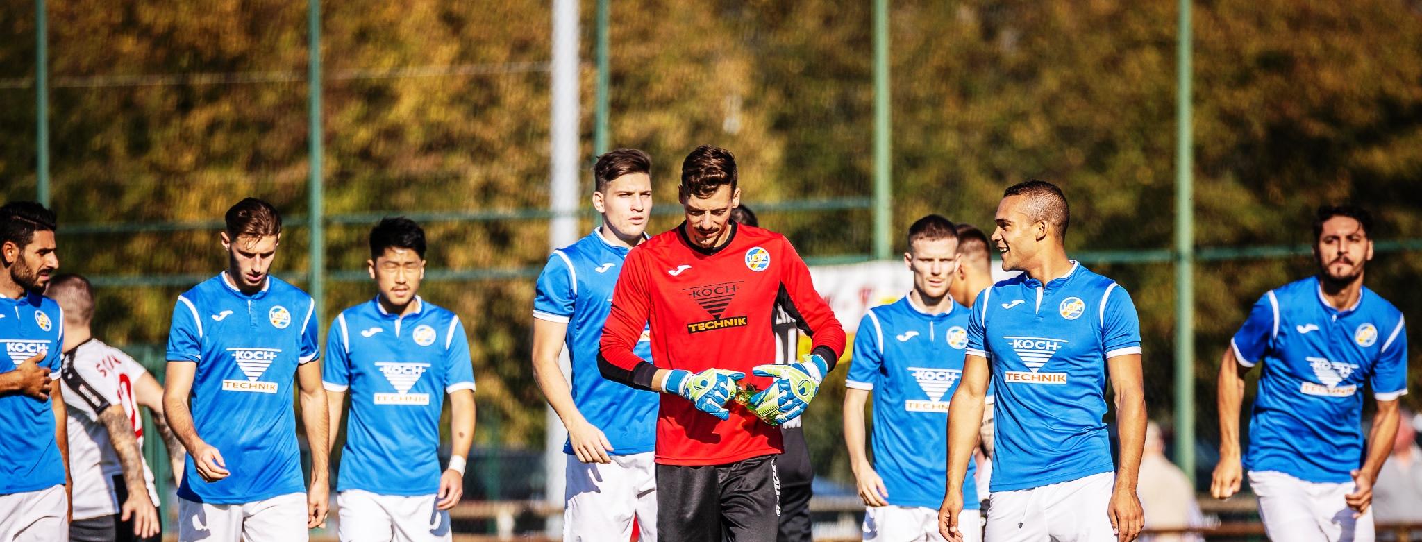 3. November – Heimspiel gegen Ravensburg