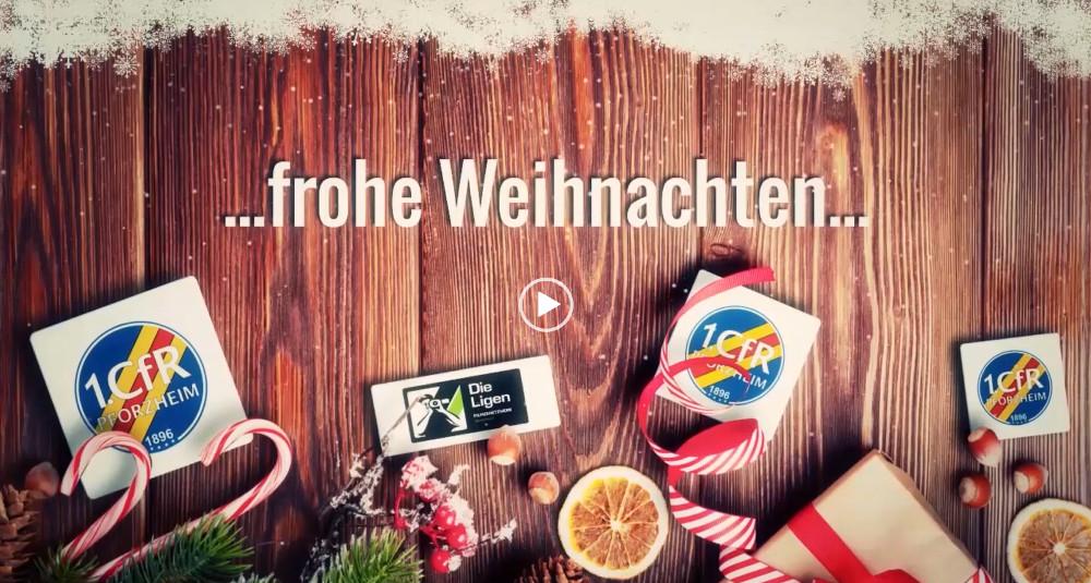 """Zum Geniessen: Weihnachtsgruss von """"Die Ligen"""""""