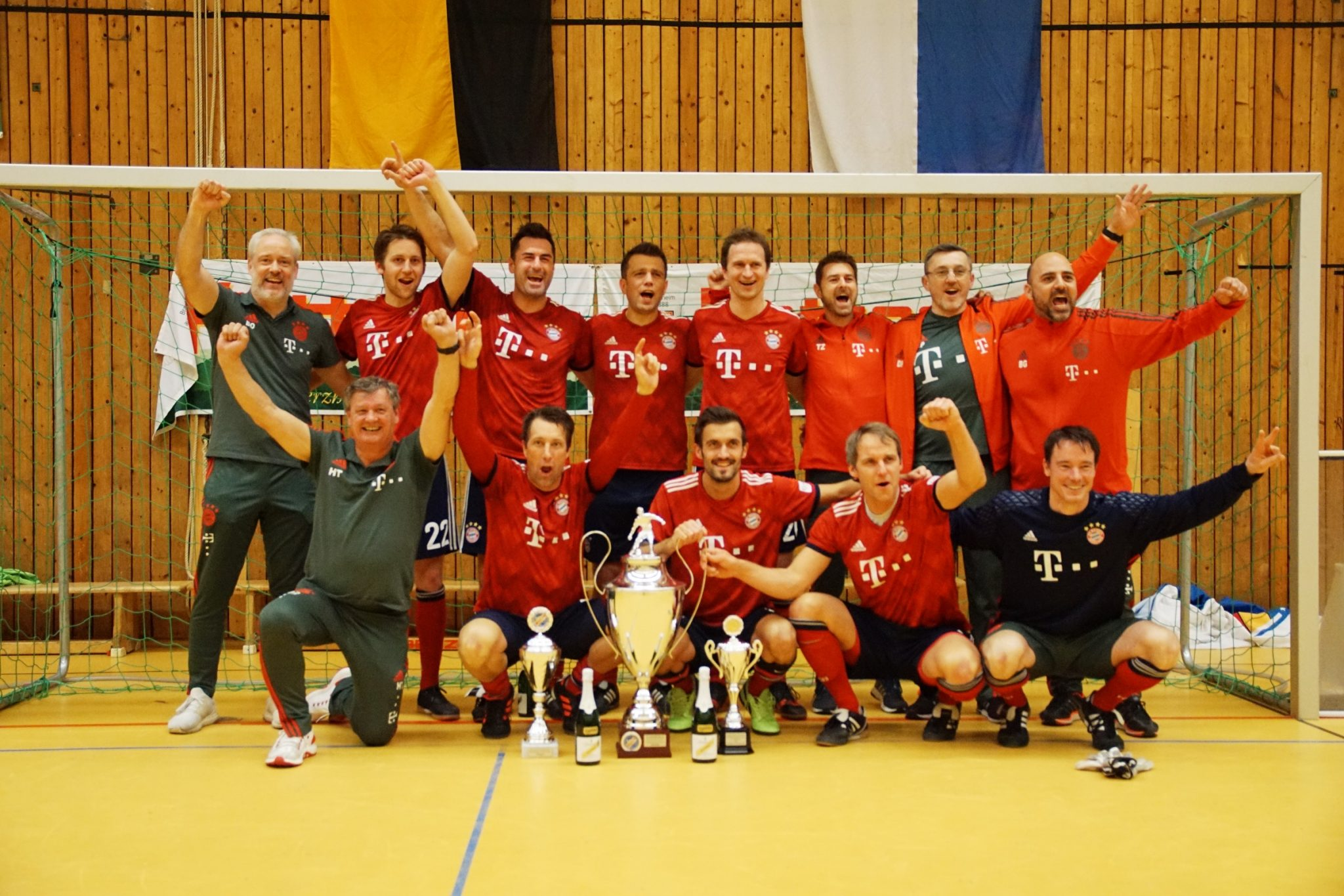 FC Bayern gewinnt das 64. Rudolf-Reinacher-Gedächtnisturnier