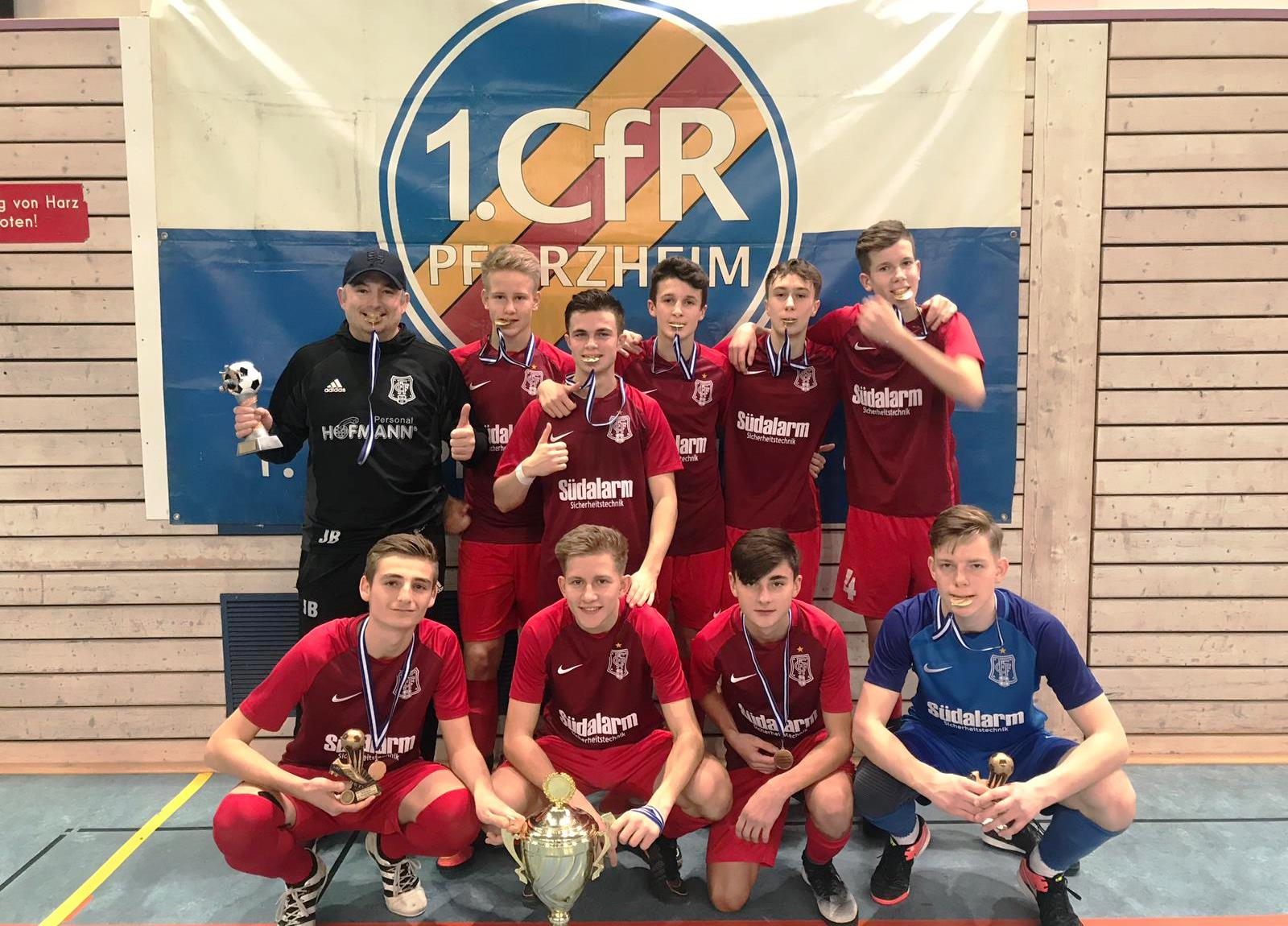 Freiburger FC gewinnt U17 3-Königsturnier