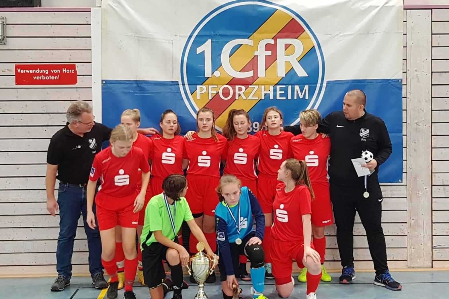 SV Eutingen gewinnt U17 3-Königsturnier