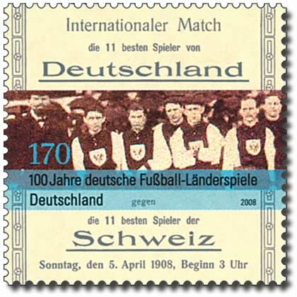 Heute vor 111 Jahren – Arthur Hiller beim allerersten DFB-Länderspiel