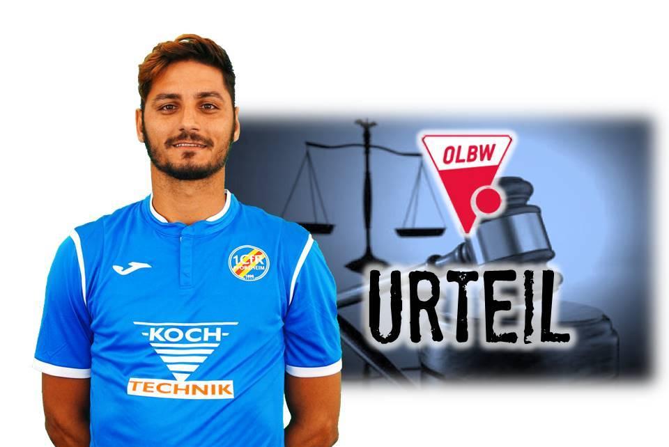 Sportgerichtsurteil: Sperre für Bogdan Cristescu
