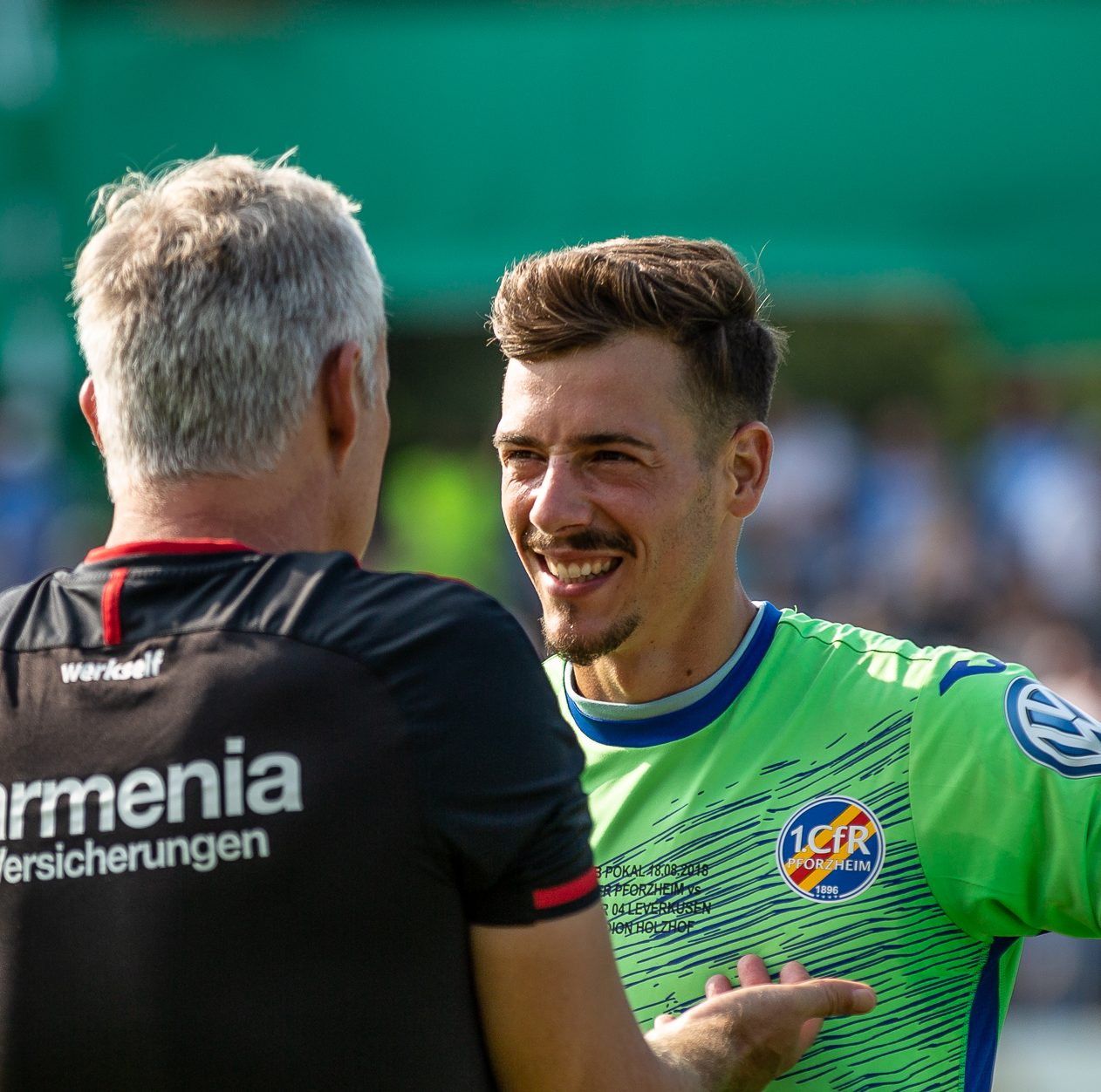 Manuel Salz über DFB Co-Trainer Marcus Sorg