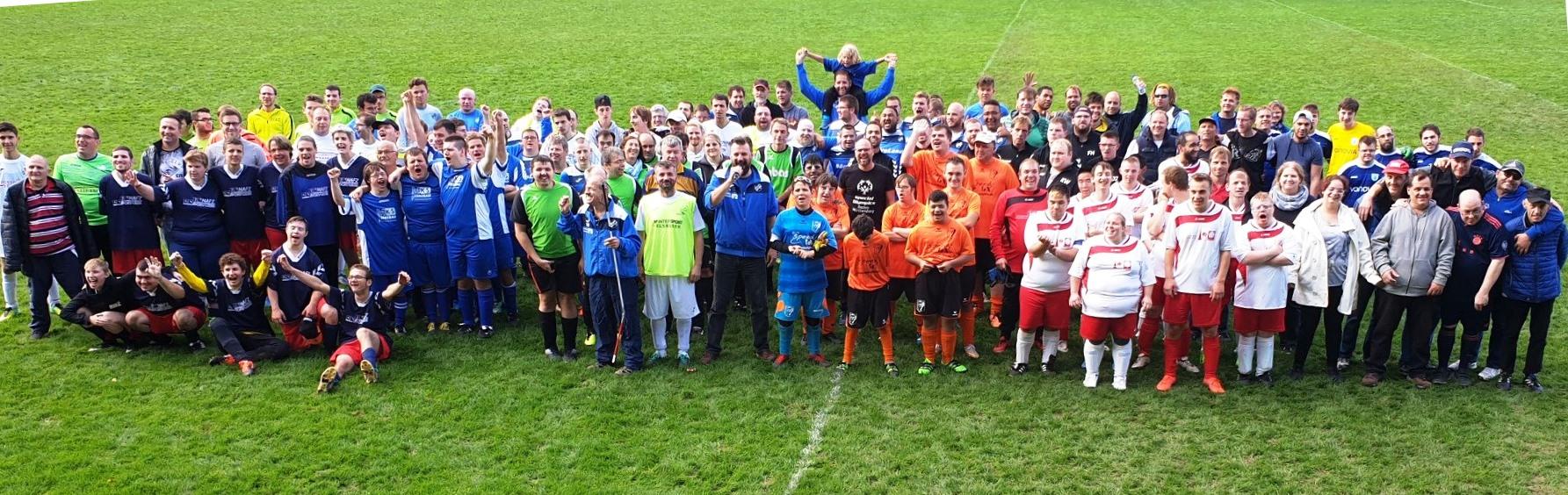 ATW Mannheim Sieger im 3. Fußballcup für Menschen mit Behinderungen
