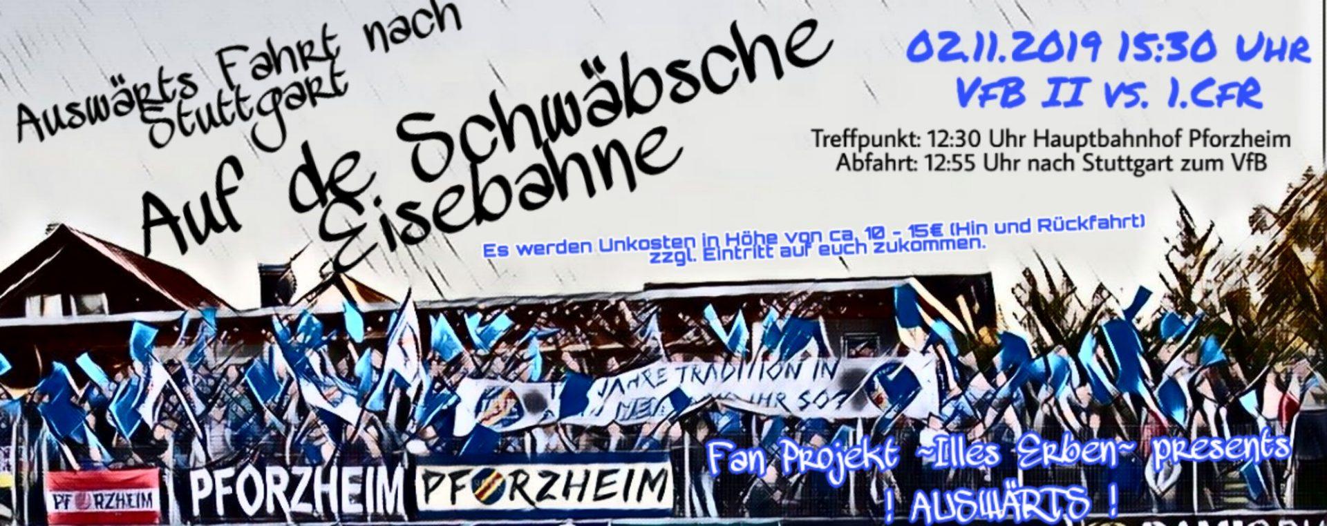 CfR-Fans fahren gemeinsam nach Stuttgart
