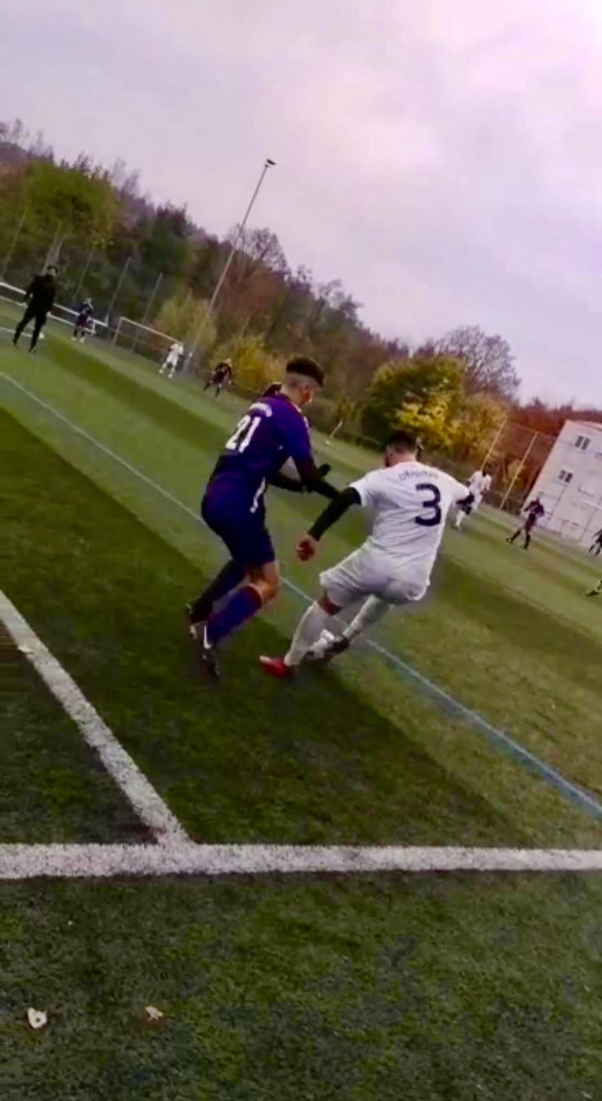 U19 mit Unentschieden gegen die SpVgg. Durlach-Aue