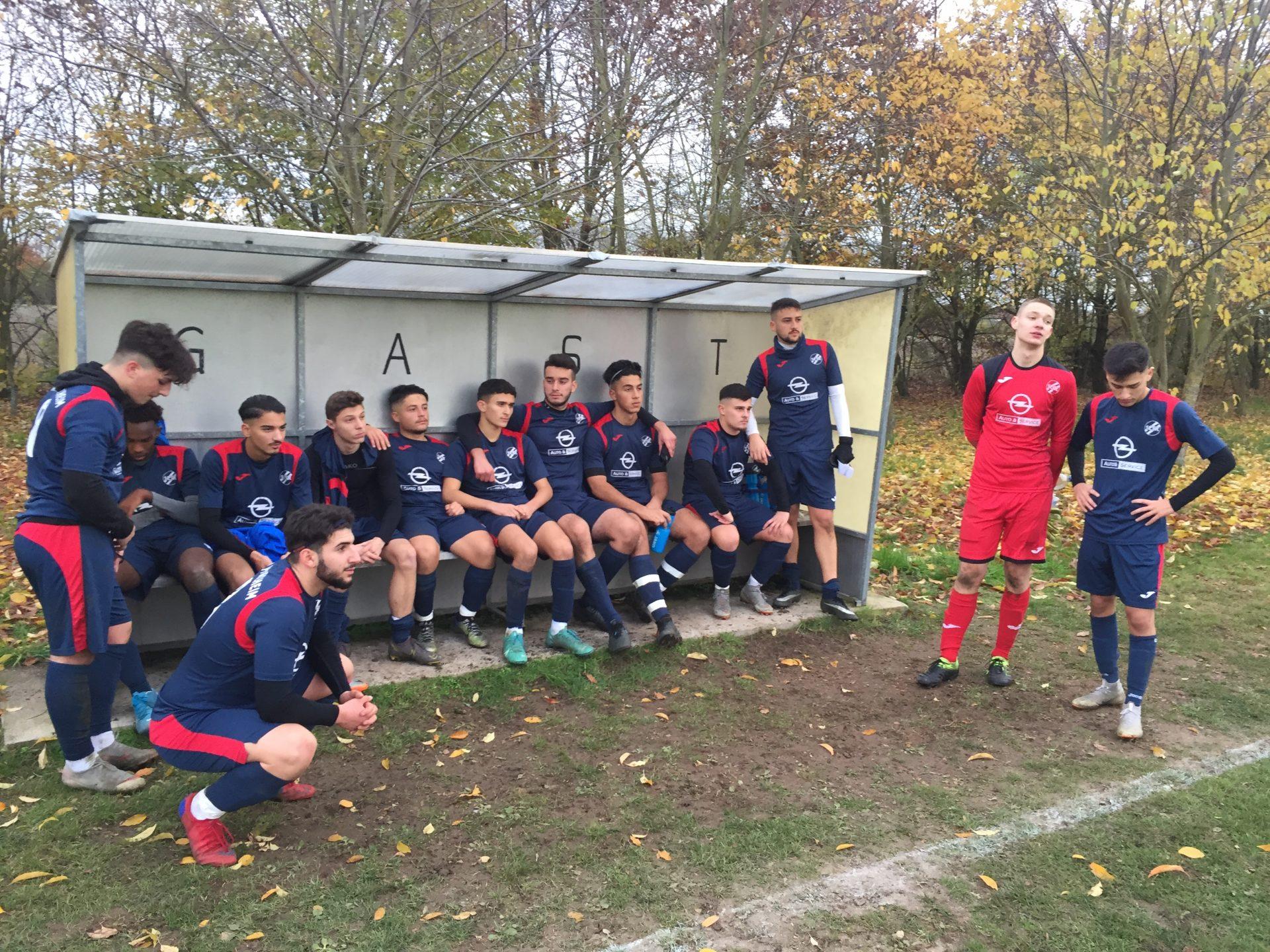 U19 mit erstem Auswärts-Dreier