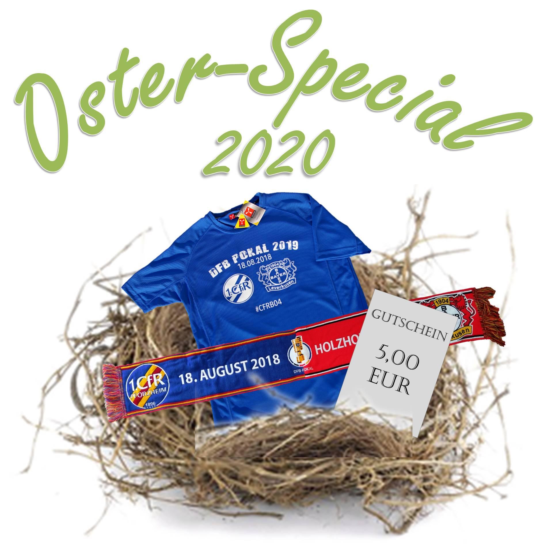 Jetzt gibt's das Oster-Special 2020
