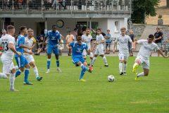 Erste Mannschaft erreicht Runde 2 im Rothauspokal