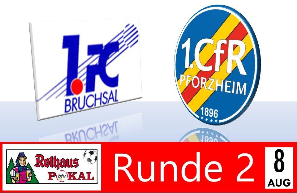 Heute:  Oberligaduell im Rothauspokal