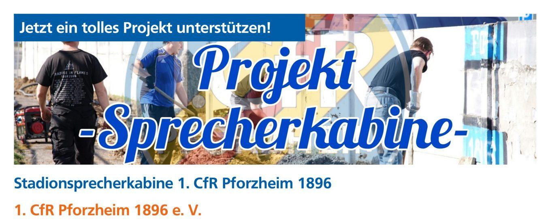 Crowdfunding-Projekt des 1. CfR