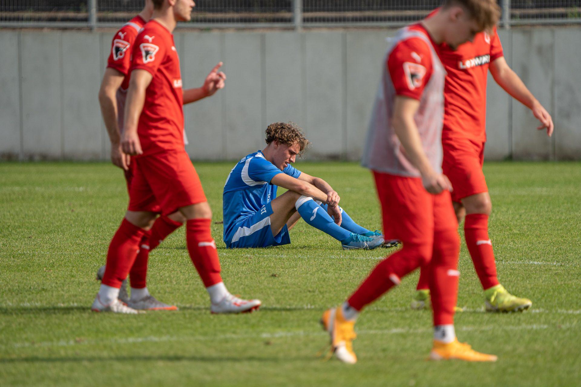3:3-Niederlage gegen Freiburg