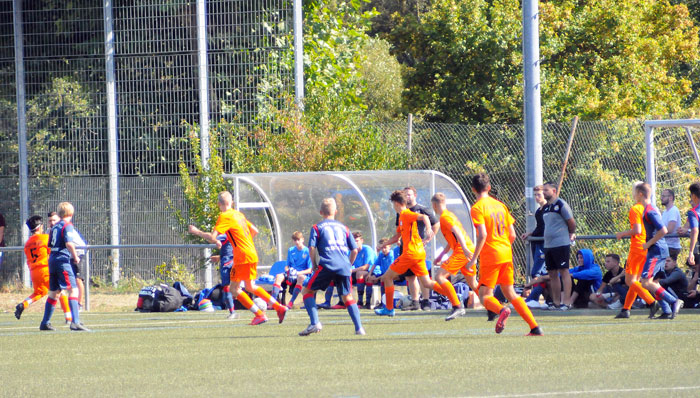 U15: Torloses Derby gegen FC Nöttingen