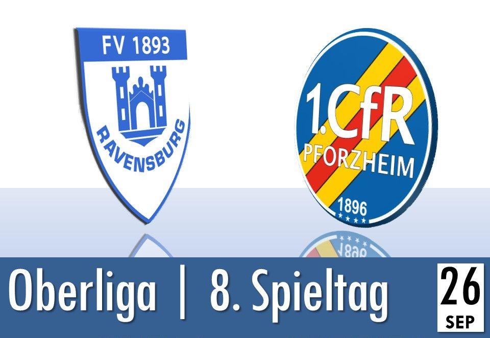 Samstag: Erste Mannschaft fährt nach Ravensburg