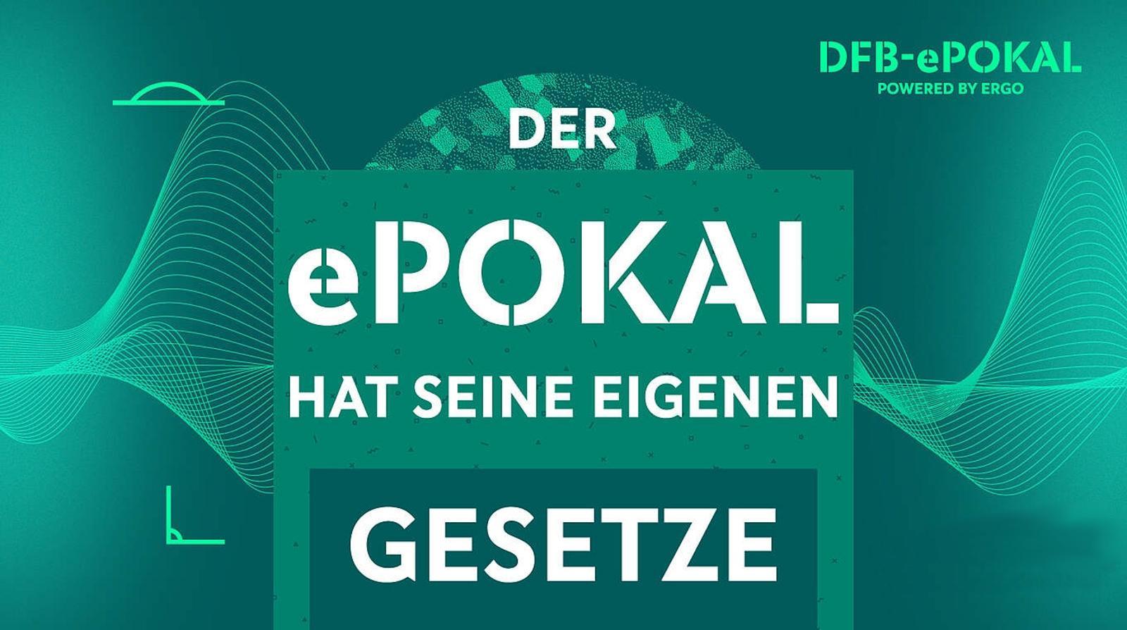 1. CfR ist Teilnehmer beim DFB ePokal