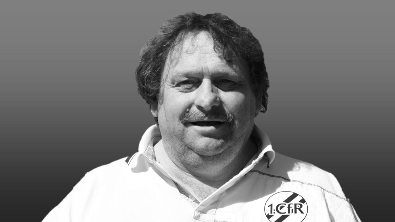 Der 1. CfR Pforzheim trauert um Kalle Reschke