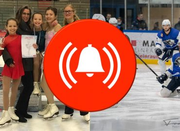 Alarmstufe ROT beim Pforzheimer Eissport