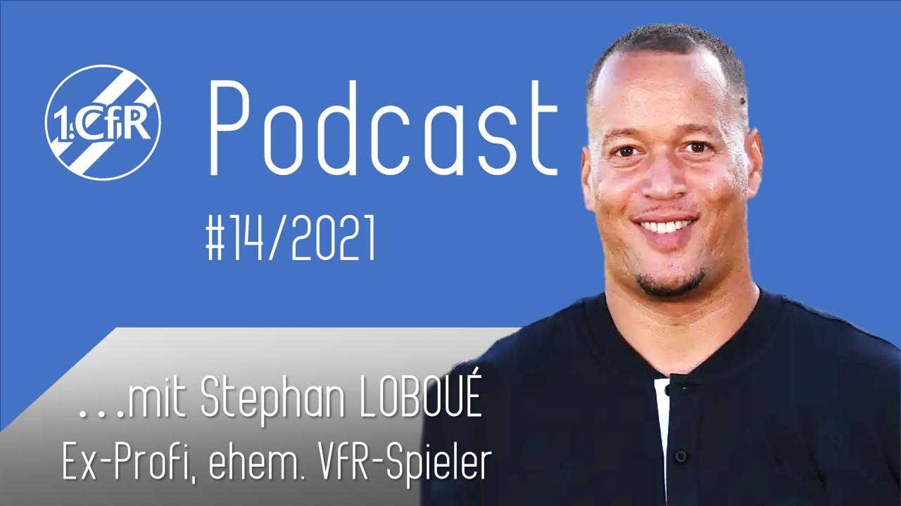 PodCast #14/2021 – Stephane Loboué