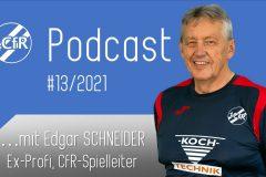 PodCast #13/2021 – Edgar Schneider