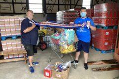 1. CfR hilft Opfern der Flutkatastrophe