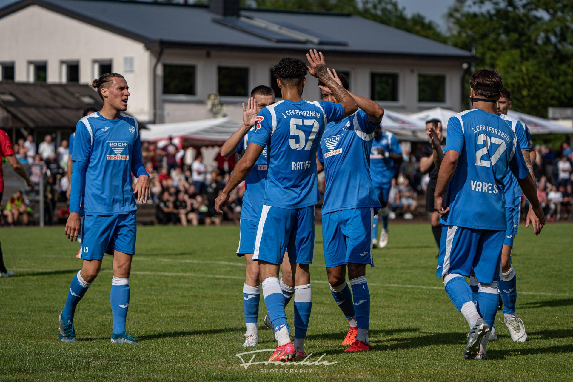 1. CfR startet mit Auswärtssieg in die Oberliga-Saison