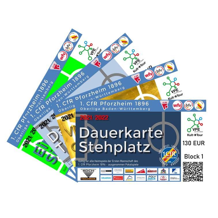 Jetzt Dauerkarten kaufen – Nachlass für DK-Inhaber der letzten Saison